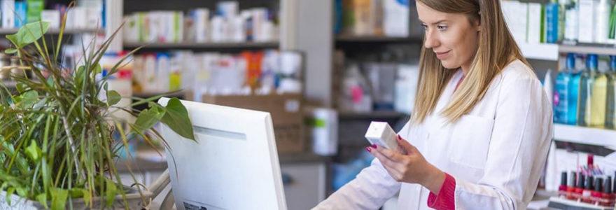 Trouver une pharmacie de garde
